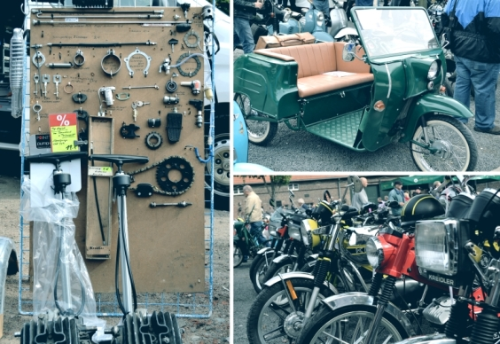 PHOTO-REPORT: KREIDLER, ZÜNDAPP AND SIMSON – A DAY AT THE MOPED-FAIR!