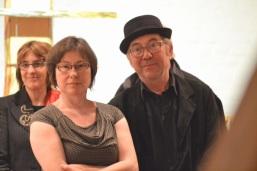 Architect Sabine Röser and her husband carpenter Wilfried Nißing.